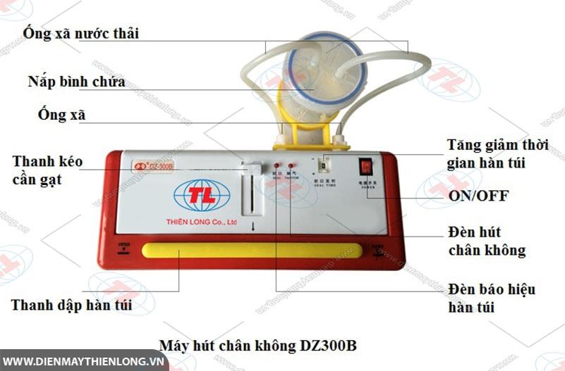 may-hut-chan-khong-gia-dinh-dz-300b