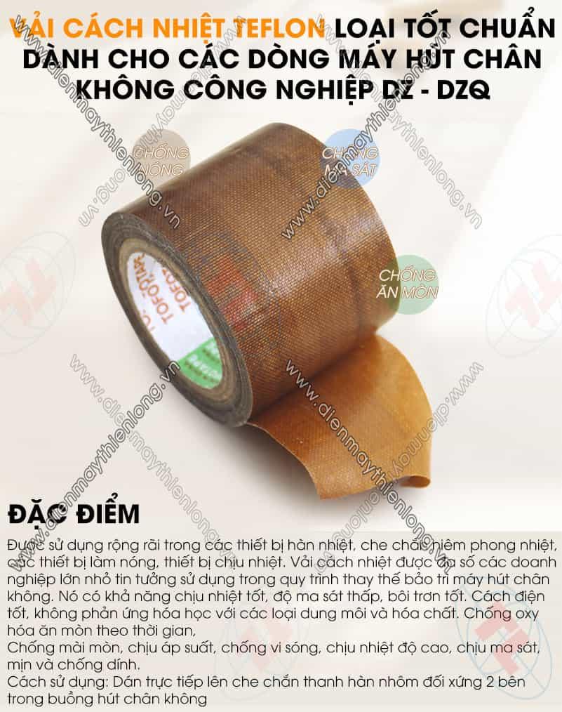 vai-cach-nhiet-may-hut-chan-khong-cong-nghiep